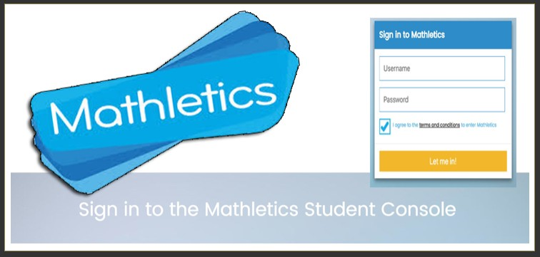 Link to Mathletics.