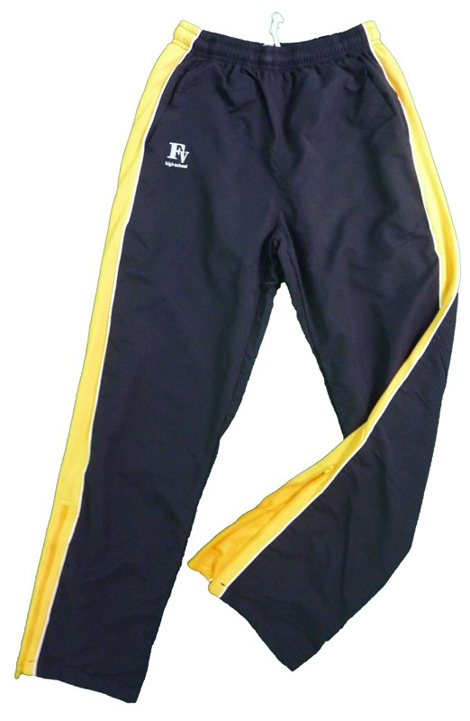 school trackpants